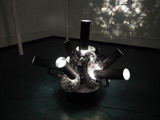 Kaleidoscopic Planetarium Projector